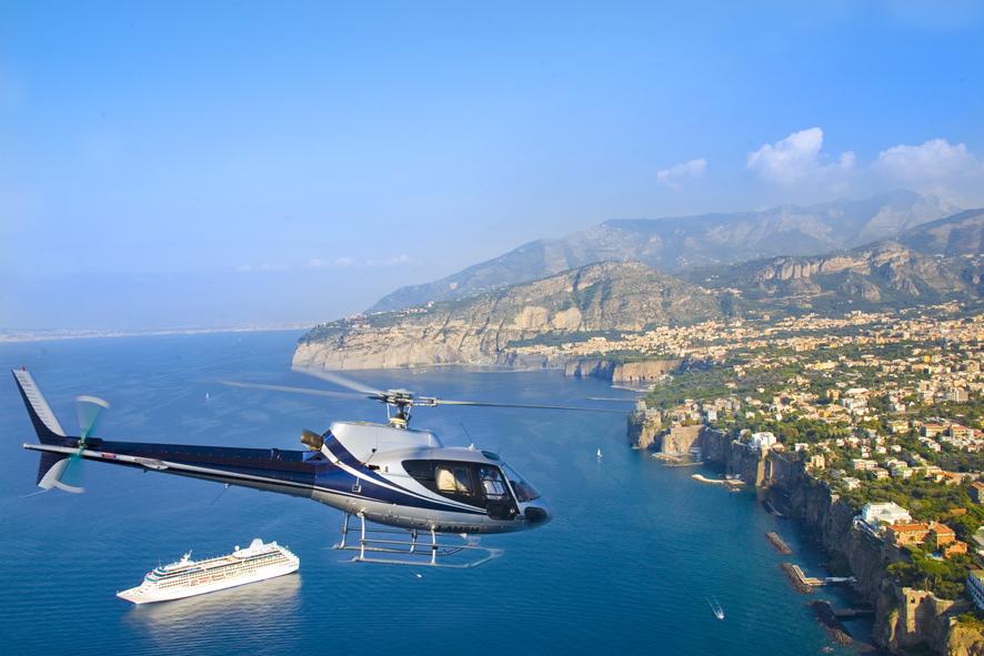 Tour Elicottero Costiera Amalfitana Volitalia