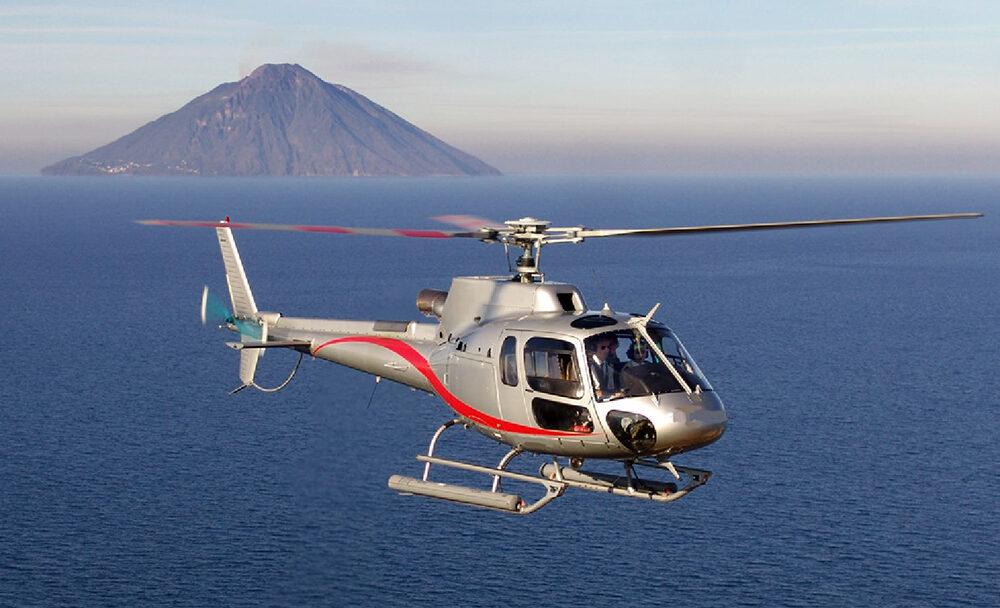 Tour Elicottero Napoli Vesuvio