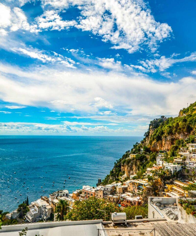 Tour elicottero esclusivo Sorrento Napoli Capri Ischia E Costiera Amalfitana Volitalia